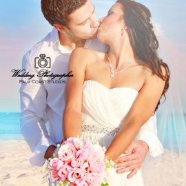 Katia & Max's Beach Wedding