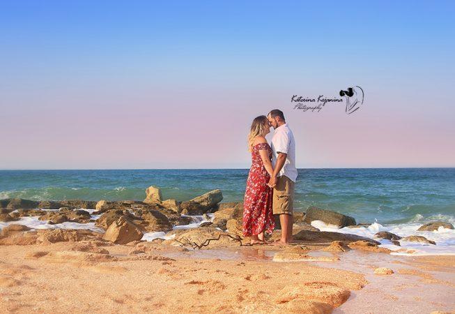 Engagement Photographer Hammock Beach Florida