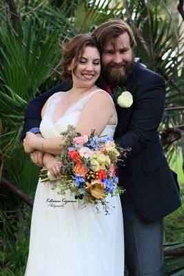 Professional wedding photography in Princess Place Preserve Palm Coast Florida
